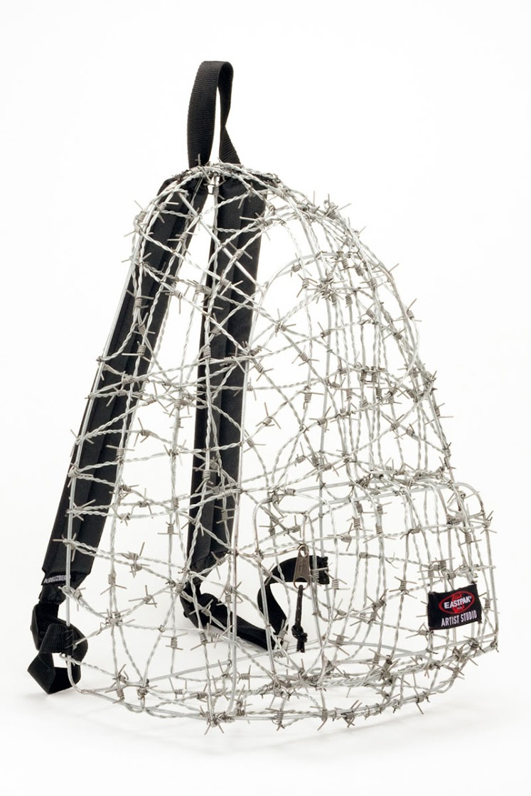 Eastpak Artist Studio X Designers Against Aids 2012