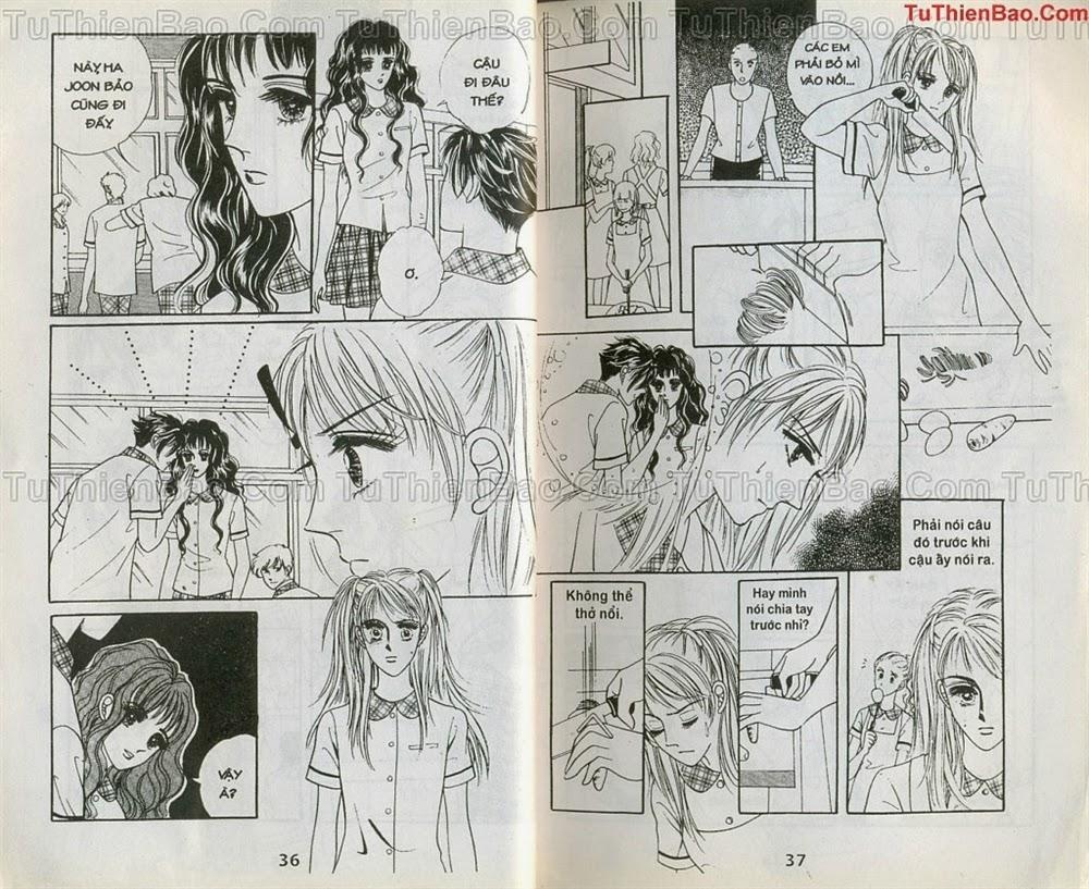 Nữ sinh chap 6 - Trang 19