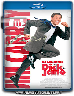 As Loucuras de Dick & Jane Torrent - BluRay Rip 720p Dublado