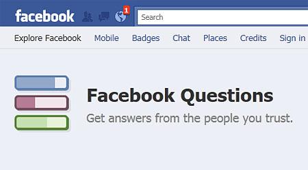 facebook sondaggi