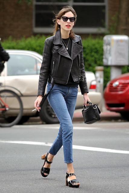 Stani 39 S Blog Street Style Alexa Chung