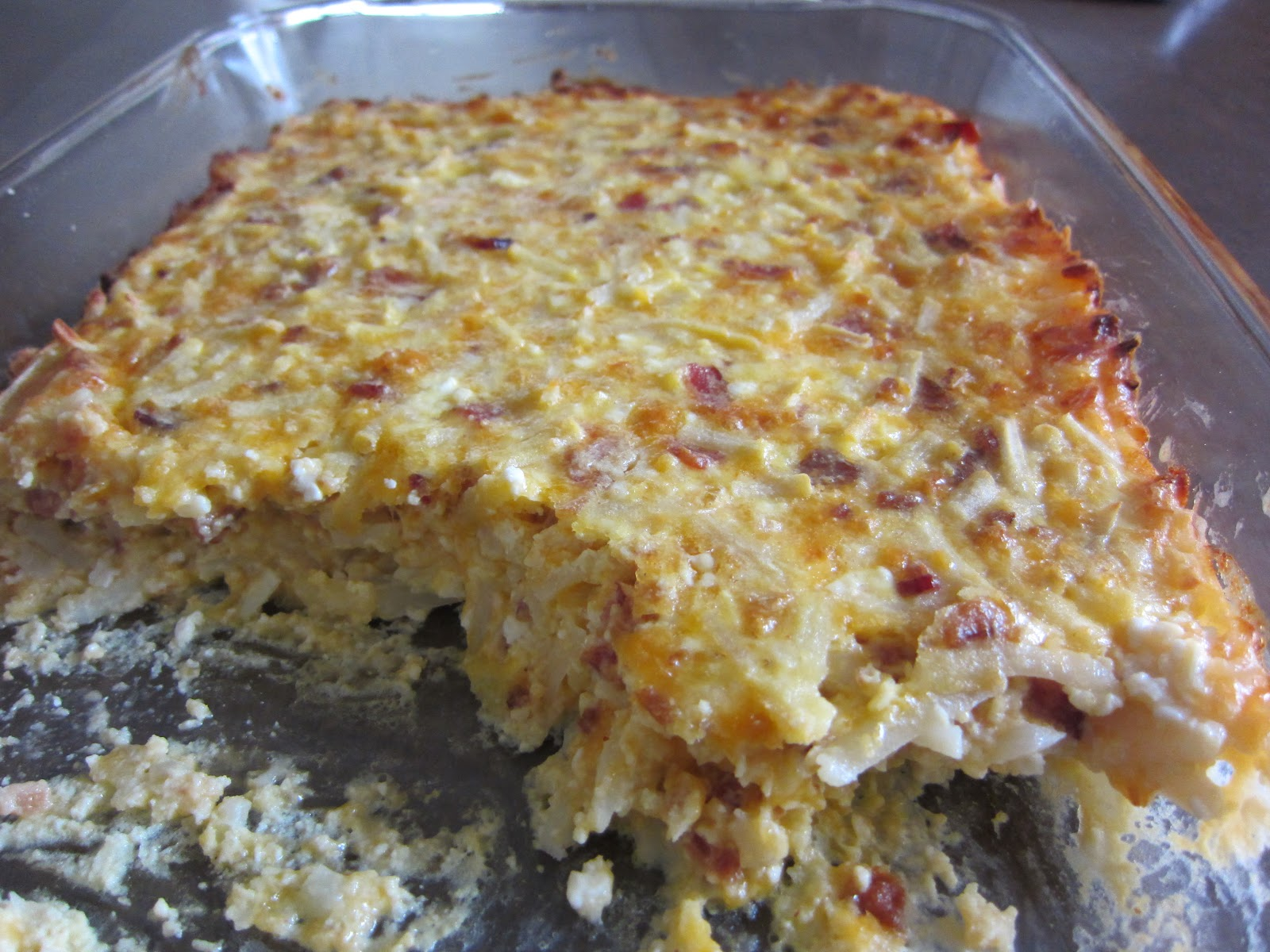 Cooker Girl: Potato Brunch Casserole