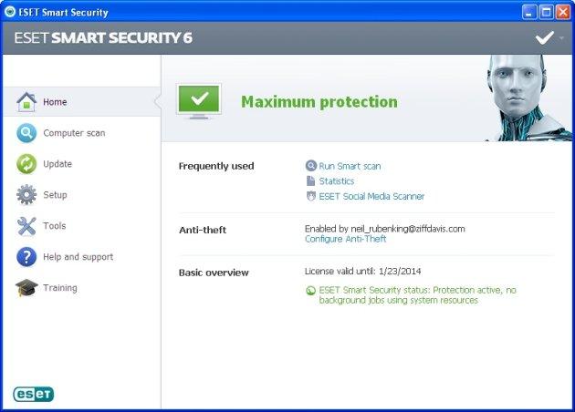 Eset Smart Security 9 0 318 20 Final Activator Aan