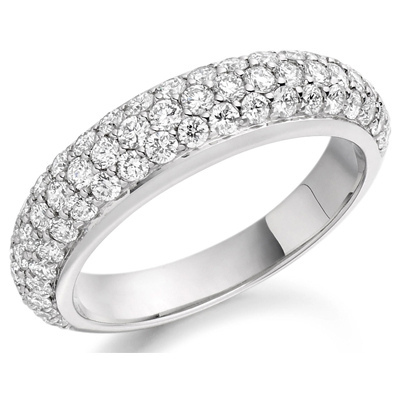Wedding Ring Trend 2011
