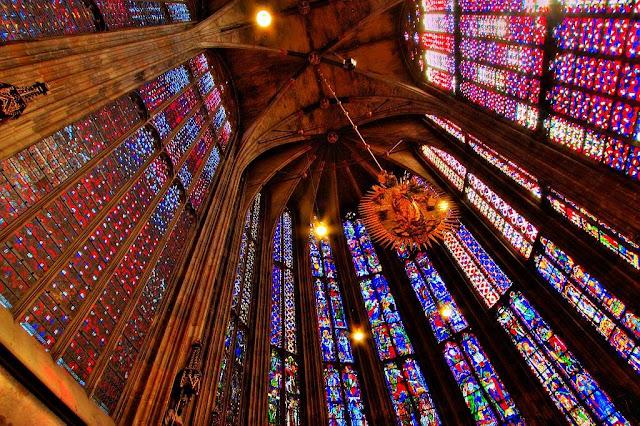Catedral de Aachen, Alemanha