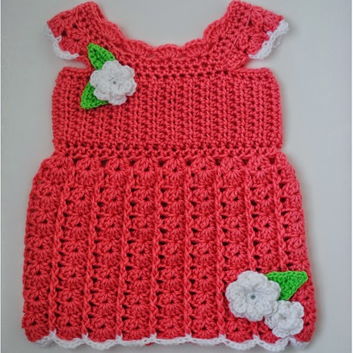 How to Crochet Toddler Tank Top
