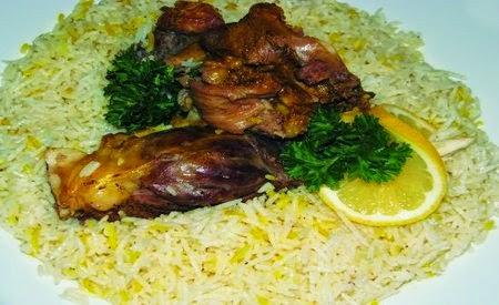 Arabian Laham Mandi Recipe