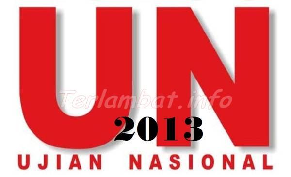 UN 2013 SMA SMP SD