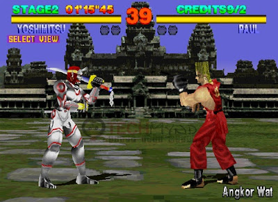 Download Tekken 1 Game 14 MB