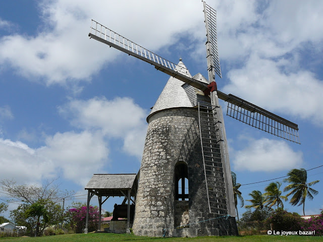 Marie-Galante- moulin