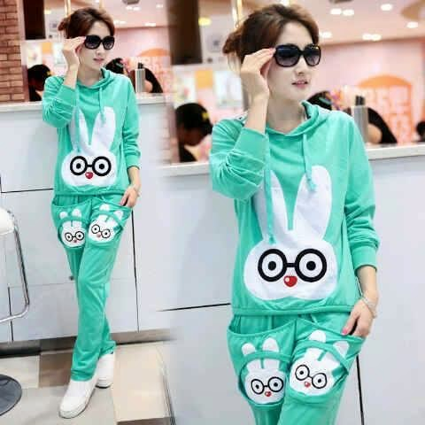 Fashion Kesan Gaul Ala Korea Sidrap Gaul