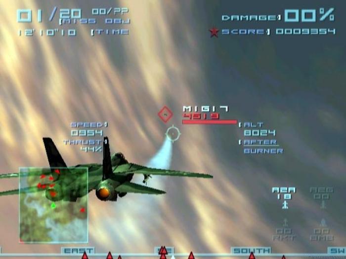Download Game Top Gun: Combat Zones