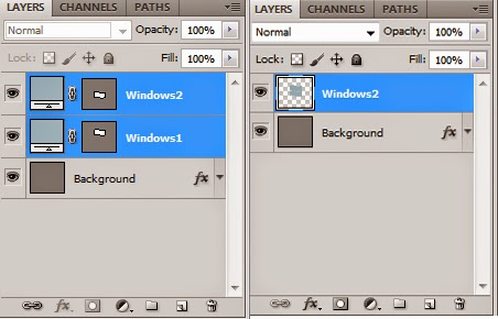 Create Windows Logo In Photoshop