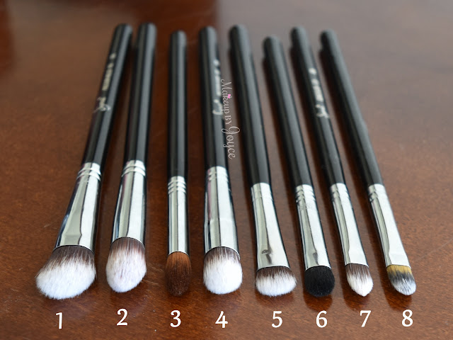 Sigma Sigmax Brushes Review