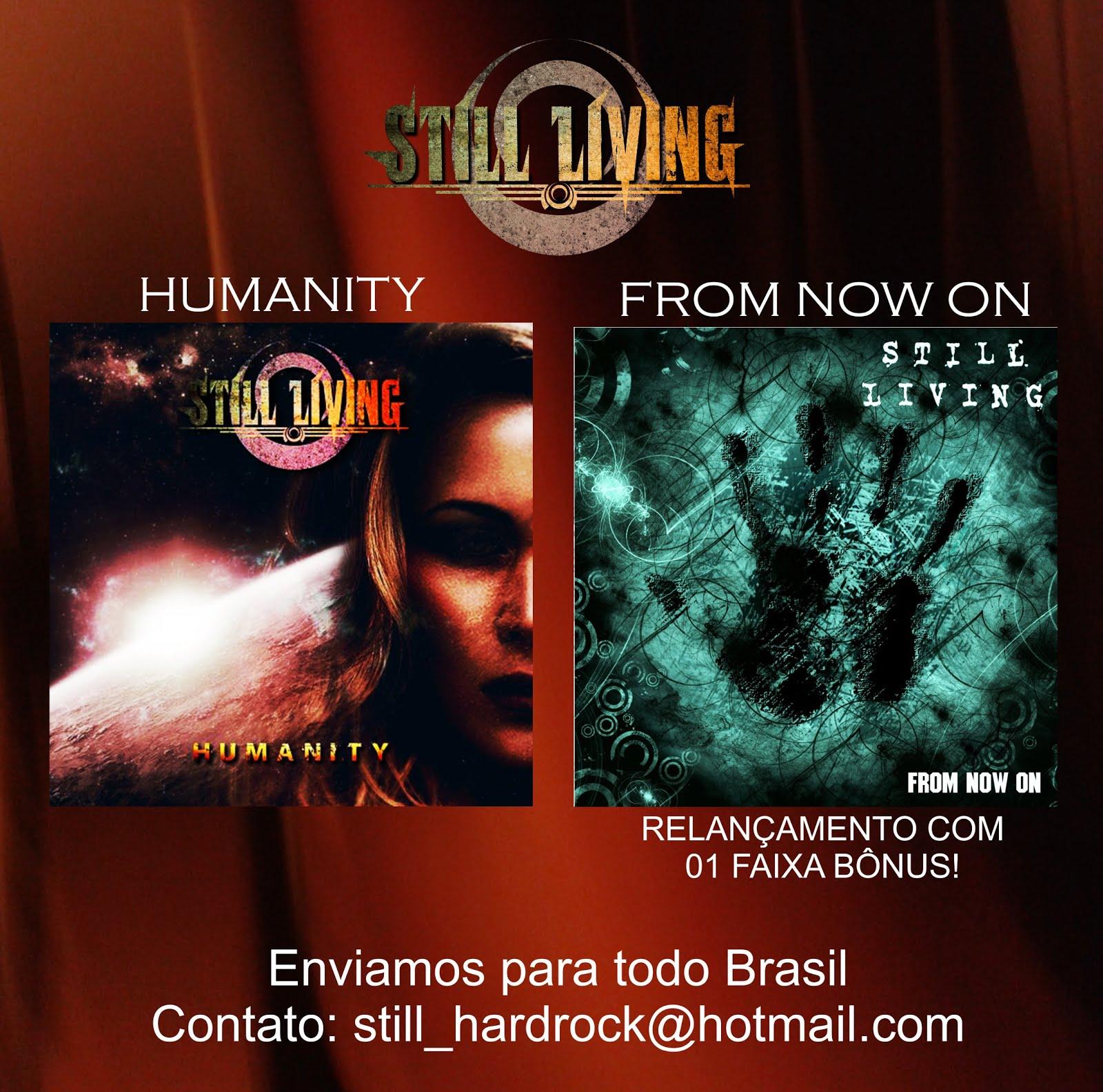 Still Living (CDs For Sale!!!)