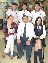 Biblioteca Escolar CRA - Funcionarios y Club Amigos de la Biblioteca
