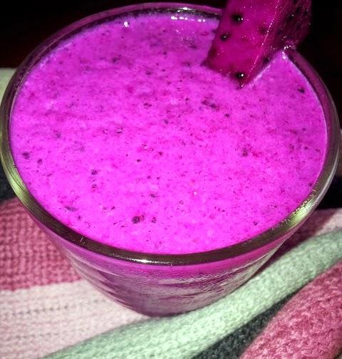 atasi masalah obesitas dengan yogurt kulit buah naga
