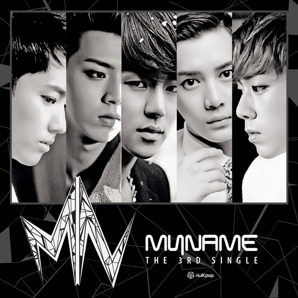 [Single] MYNAME – MYNAME 3rd Single Album