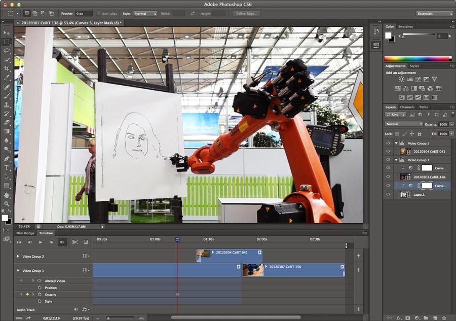 Adobe Photoshop CS6 Full İndir