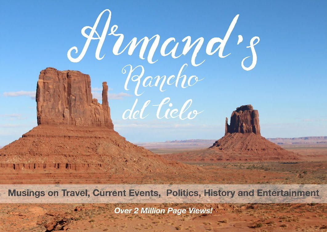 Armand 39 s rancho del cielo new annual national park senior for Where to buy senior national park pass