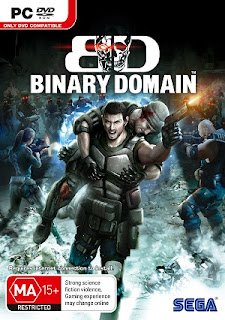 Game Binary Domain PC