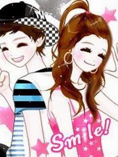 Wallpaper Anime Korea Romantis Gambar Kartun Terbaru Lengkap