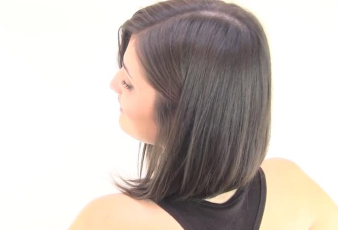 10 peinados para el corte bob Galería de fotos Mujerhoy  - Peinados Para Cabello Tipo Bob