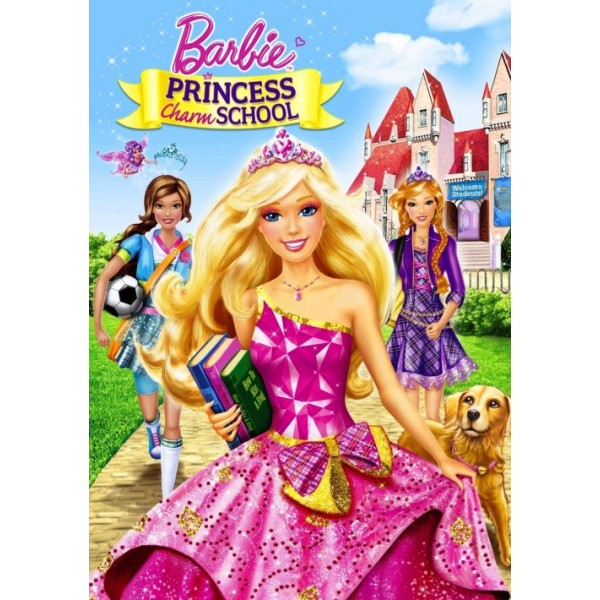 Barbie: Princess Charm School [พากย์ไทย]