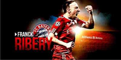 Frank Ribery wallpaper