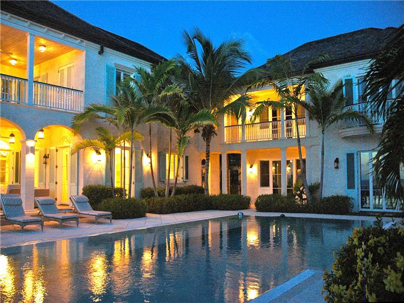 Passion for luxury breathtaking grace residence in the for Luxury caribbean homes for sale