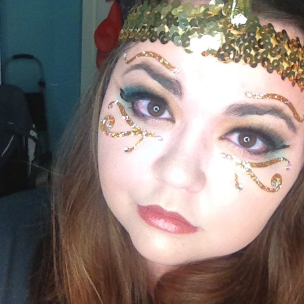 halloween, tutorial, makeup, cleopatra egyptian, cleopatra, cleopatra makeup, Halloween makeup, halloween tutorial, cleopatra tutorial , ulta, sephora