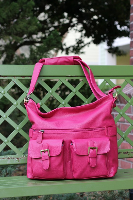 Jo Totes Camera Bag - Gracie in Magenta