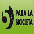 5 % para la bicicleta