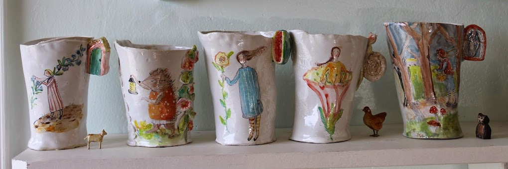 Julie Whitmore Pottery