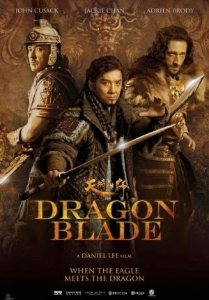 Film Dragon Blade 2015 di Bioskop