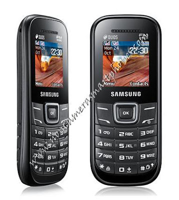Samsung E1207T Basic Dual Sim Non Camera Phone Features Photos.