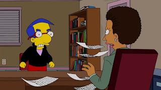 Los Simpsons- Temporada 24 - Latino Online -  24x17