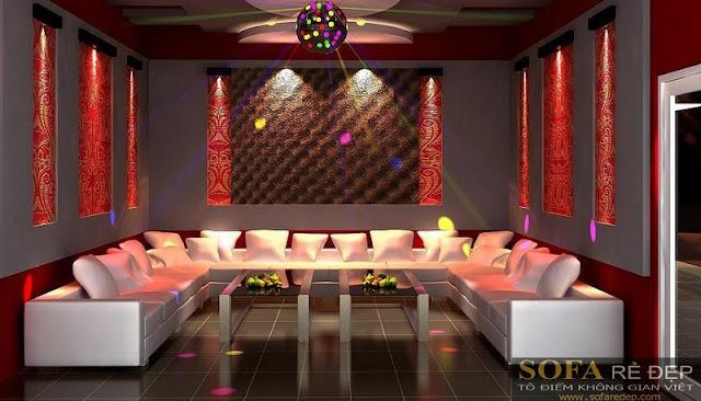 Sofa karaoke k001