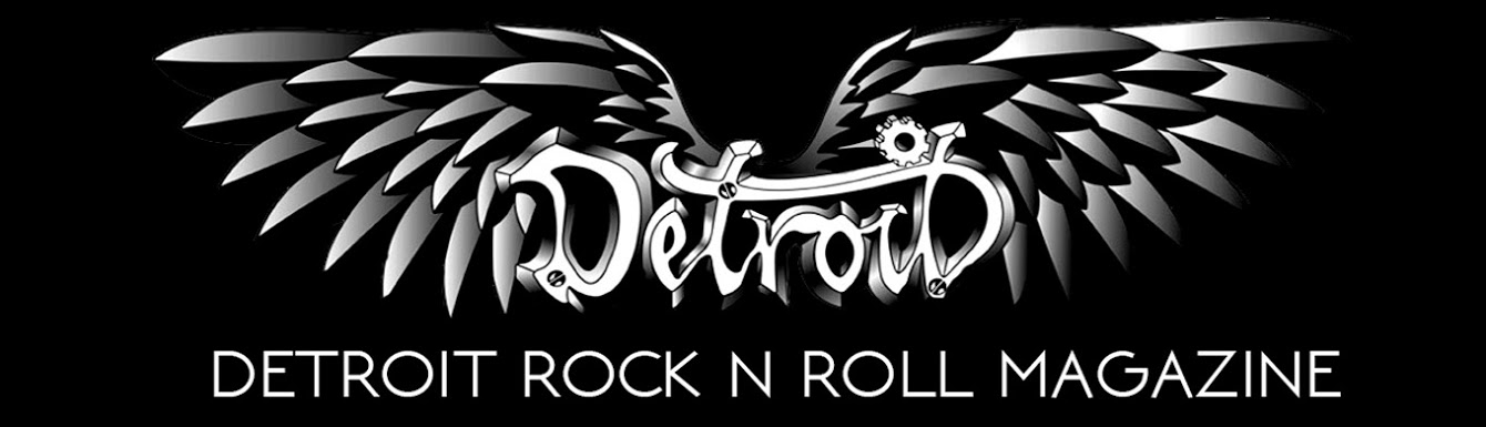 DETROIT ROCK N ROLL MAGAZINE