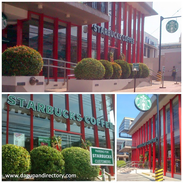 Starbucks Coffee Dagupan