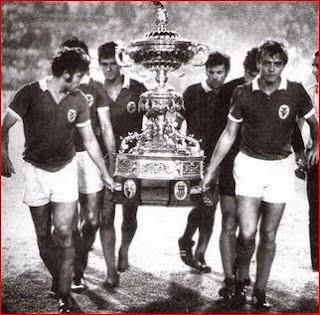Carrega Benfica, Troféu Ramón Carranza