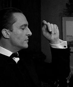 Jeremy Brett dans Sherlock Holmes