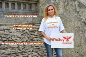 Tania Cruz- Movimiento Ciudadano