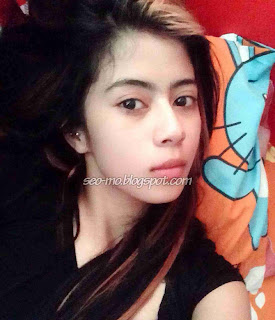 Foto Cantik Indri Barbie Tanpa Make Up