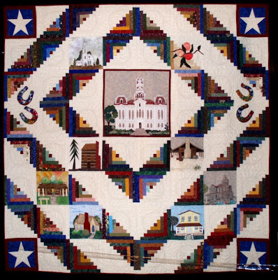 Barn Raising Quilt Pattern Free Knitting : BARN RAISING QUILT PATTERN Quilts & Patterns