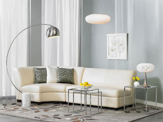Light-weight your living room