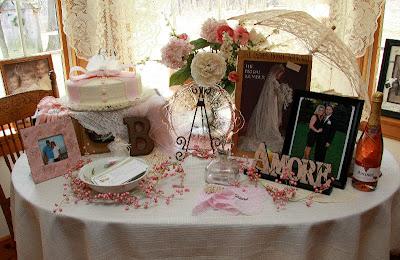 junkinjane vintage inspired bridal shower