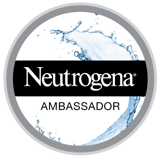 Official Neutrogena Ambassador!