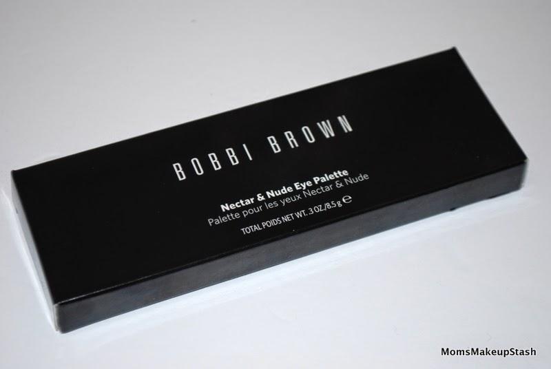 Bobbi Brown Eye Shadow, Bobbi Brown Nectar & Nude, Bobbi Brown Eye Palette, Nectar & Nude Collection, Nectar & Nude Spring 2014, Bobbi Brown Review, Bobbi Brown Swatches