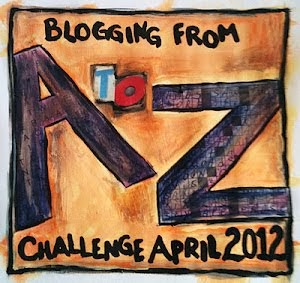 This Blog Participates in the April Challenge